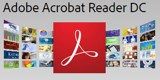 If you need a PDF file reader, you can access the official Adobe Acrobat Reader site from here.